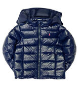 Polo Girls Down Filled Puffer Jacket Size 2t, 3t, 5, 6