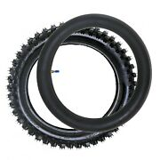 16'' Inch Tires And Inner Tube 90/100-16 For Honda Crf50f Xr Crf150 Dirt Pit Bikes