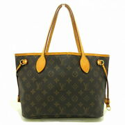 Louis Vuitton Neverful Pm Tote Bag Monogram Canvas Previously Owned No.2910