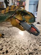 Jurassic Park Lost World Kenner Bull T-rex Toy Figure Complete 100 Working
