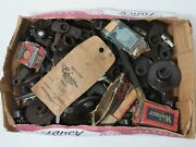 Vintage 1930's 40's Wagner Lockheed Wico Edison Obsolete Service Parts Lot