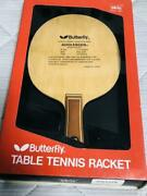 Discontinued Are Table Tennis Racket Black Butterfly Alessen Fl With Original