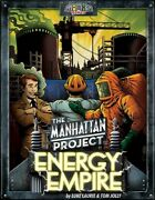 The Manhattan Project Energy Empire Board Game Mniee100 Minion Games