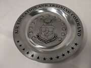 United States Air Force Presentation Plate - Ex Mod Military Diplomatic Gift