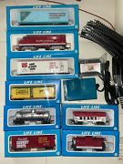 Vintage 1982 Life-like Campbell's Soup Promotional Train Set Ho Scale New In Box