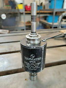 Tapmatic Spd5 6-1/2 Reversible Tapping Head 1/2 Straight Shank 1500rpm Max