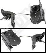 Apdty 120003 Spare Tire Cable Hoist Crank Complete Spare Wheel Carrier Assembly