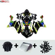 Motorcycle Abs Fairings For Yamaha Yzf R1 2007 2008 Black Injection Bodywork
