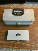 Lot Of Two 103umco Tackle Boxs 103a And B-10