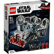Lego Star Wars Return Of The Jedi Death Star Final Duel 75291 Building Toy For