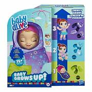 Baby Alive Baby Grows Up Dreamy - Shining Skylar Or Star Dreamer Growing And ...