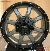 Wheels Rims 20 Inch For Ford Expedition Lincoln Navigator Mark Lt - 2459