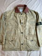 1990 Ice Camo Coverall Jacket Hunting