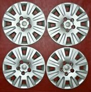 2005-2007 Chrysler Pacifica Hubcap 17andrdquo Wheel Cover 8024 4766400ab Set Of 4