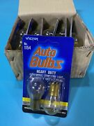 Qty 500 2-pack Victor 1154 Heavy Duty Pre Tested 6 Volt Turn Signal Stop Tail