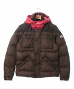Moncler Down Jacket Down Vest Men Used Free Shipping No.7986