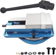 6 Inch Heavy Duty Milling Vise Bench Clamp Vise High Precision Clamping Vise 6