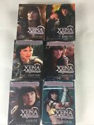 Xena Warrior Princess Complete Series 1 To 6 Dvd Deluxe Collectors Edition
