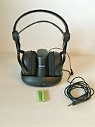 Rca Whp141b 900mhz Wireless Stereo Headphones Reachable Batteries Included Read