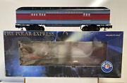 Lionel O Scale The Polar Express Lighted Baggage Car