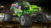 Axial Racing 1/10th Scale Smt10 4wd Grave Digger Monster Jam Truck 4wd Axi03019
