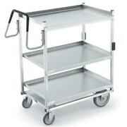 Vollrath - 97206 - 20 In X 35 In 3-tier Stainless Steel Utility Cart