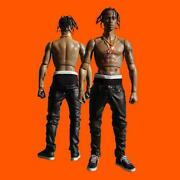 Travis Scott Action Figure Very Rare New Fedex Expedited Shipping