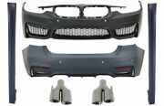 Body Kit Pour Bmw 3 F30 11-15 F30 Lci 16+ Pare-chocs Embouts M3 Sport Look