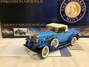 Franklin Mint 1932 Chevrolet Confederate Limited Edition 1776 124 Diecast