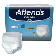 Attends 1 Ca/56 Ea Ap0740 Adult Pull-on Extra Absorbency Protective X-large Chop