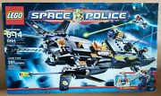 New And Sealed Lego Space Police Set 5984 Lunar Limo Retired Jawson Brick Daddy