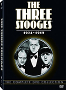 Three Stooges Collection C...-three Stooges Collection Complete Set 19 Dvd New