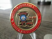 Louisiana State Fire Marshal Chief H Butch Browning Firefighter Challenge Coin