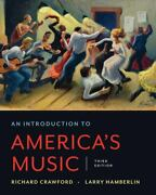 An Introduction To America's Music By Crawford, Richard, Hamberlin, Larry