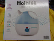 Holmes Utrasonic No Filter Needed Adjustable Cool And Warm Mist 18hr Humidifier