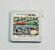 Mario And Luigi Dream Team Nintendo 3ds 2ds Authentic And Tested Great Condition