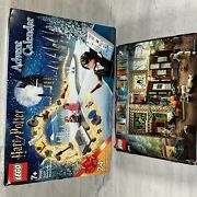 2-sets Lego Harry Potter 76384 And 75981