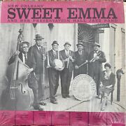 New Orleans Sweet Emma And Her Preservation Hall Jazz Band 1964 Lp Live Vps-2 Ex