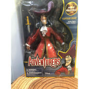 Not Released In Japan Overseas Limited Captain Hook Action Figure