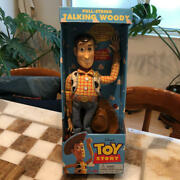 New Super Rare Toy Story Toy Story Talking Woody 1995