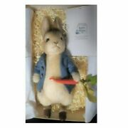 New Limited Edition Handmade Doll By Peter Rabbit R John Wright