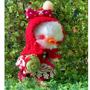 Creative Doll Movable Body Red Riding Hood Duckchan Knitting Doll Blythe Friend