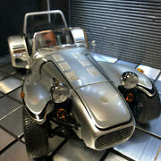 Extremely Rare Acquisition Is Difficult Kyosho 118 Caterham Super Seven