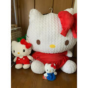 Quotdirect Deliveryquot Oversized Kitty Plush Toy