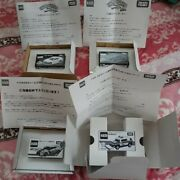Tomica Super Rare Winning Item Not For Sale Sweepstakes Set Of 4