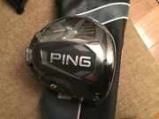 Ping G425 Max 9 Degree Driver Head Only Mint Condition Free Shipping