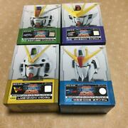 Mobile Suit Gundam Assemblyms Head Display Collection