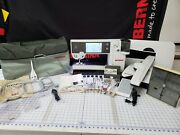 Bernina 830 Sewing An Embroidery Machine Professionally Serviced Free Shipping