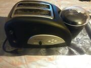 Westbend Toaster With Egg Maker On The Side 5 Rating Discontinued Model