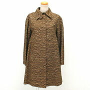 Hermes Coat Rank Previously Owned From Japan Fedex No.2566